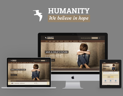 Humanity | NGO & Charity WordPress Theme