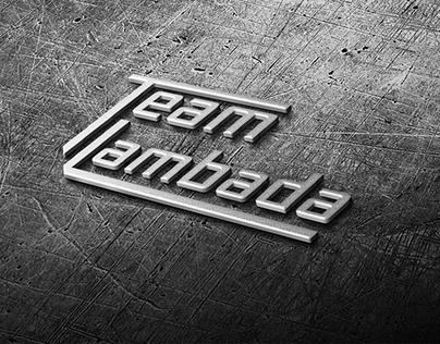 Logodesign Team Lambada - racing team