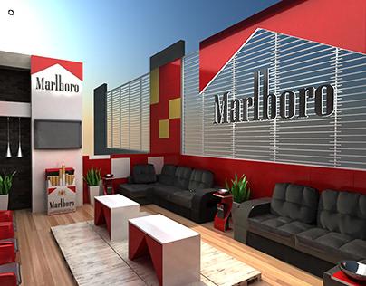Marlboro Smoking Lounge