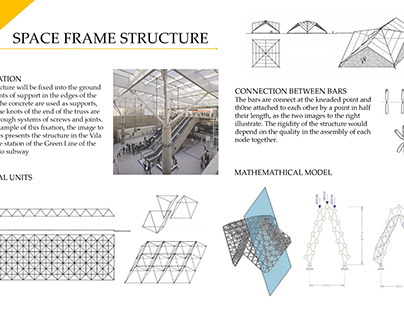 Space Frame Stucture