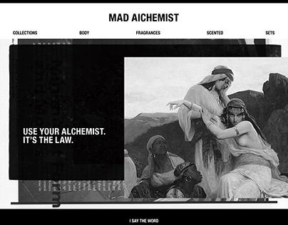 MAD AICHEMIST BRANDING