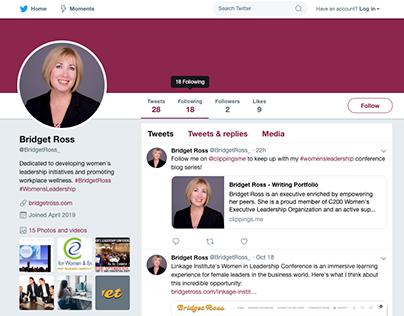 Twitter - Bridget Ross