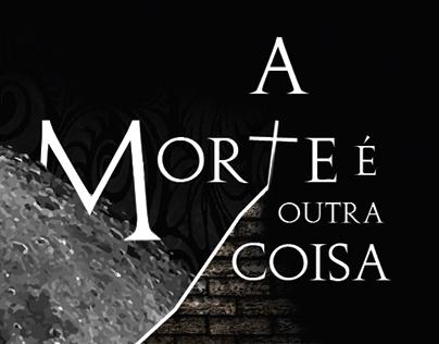"""Phantom -""""A Morte é outra coisa"""" - Mixtape cover (2018)"""