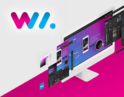 WEBEM Brand Identity