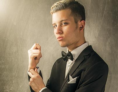 Kevin Almanzar - Model