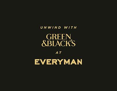 elevenfiftyfive: Everyman x Green & Black's
