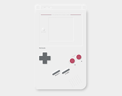 Game Boy | Product Design