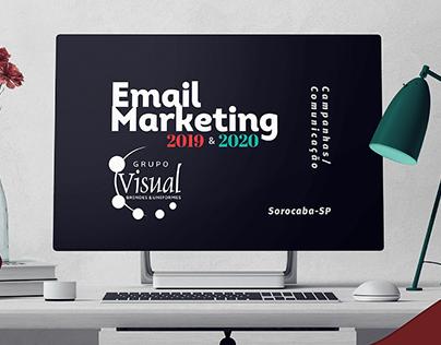 E-Mail Markting - Grupo Visual