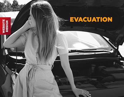 EVACUATION website