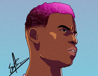 Color Boy: Pink