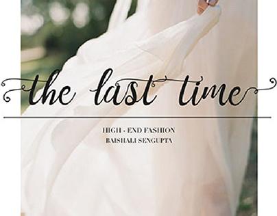 The Last Time - Ensemble SS2019