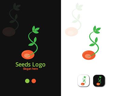 Seed Logo Design.