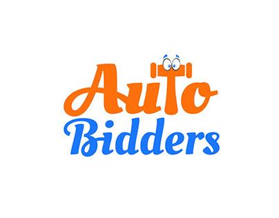 Draft version of Autobidder logo animation