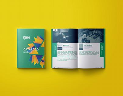 KINOKI 2019 | Graphic & Editorial Design