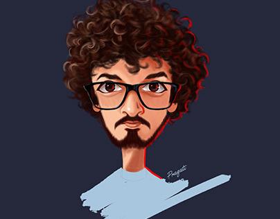 Cartoon Portraits