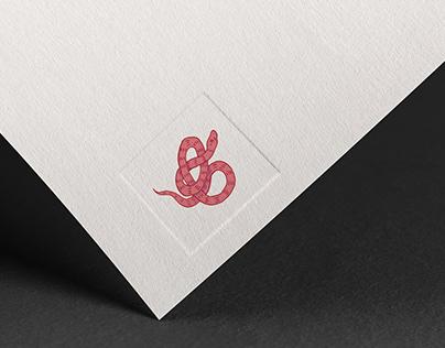 "Snake ""B"" Logo"