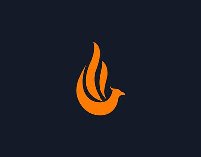 Phoenix unused logo mark