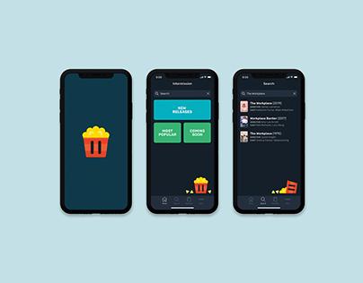 Intermission App