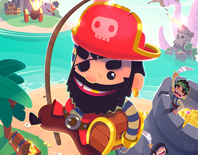 Pirate kings // Loading Screen