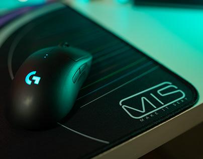 Custom MousePad Design | MIS PRODUCTION