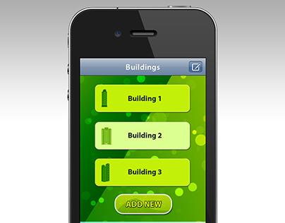 Energy Control iPhone App
