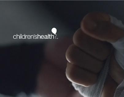 Children's Health Pitch Deck