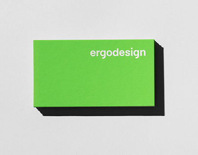 Ergo Design — rebranding
