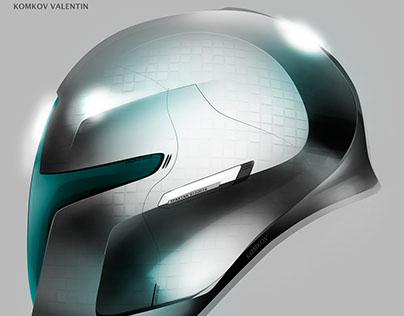 Helmet Spartan