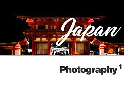 Japan: Cultural Curiosity Photographic Study