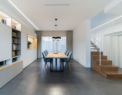 R&Roll Houses by ra[ ]el ARQUITECTURA