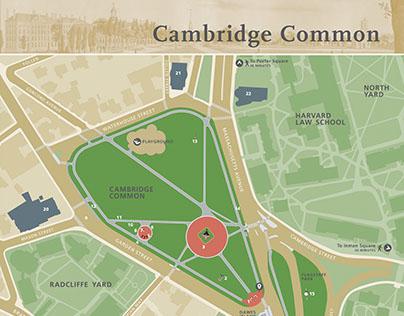 Cambridge Common Kiosk
