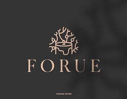 FORUE Brand Identity