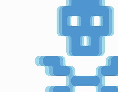 VP Pixel Pro Typeface