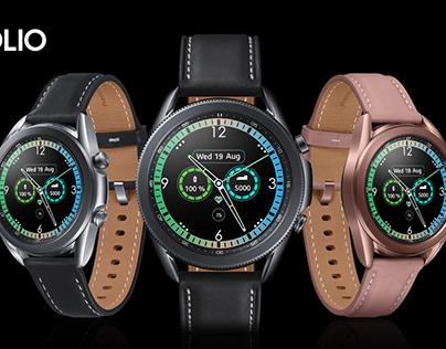 Active Glow Watchface