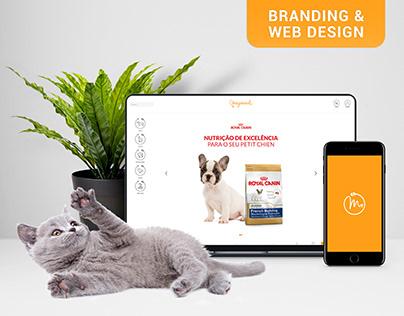 Rebranding | Meganimal