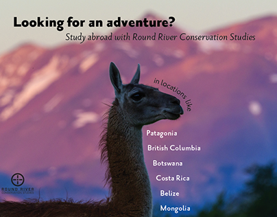 Round River Conservation Studies Poster