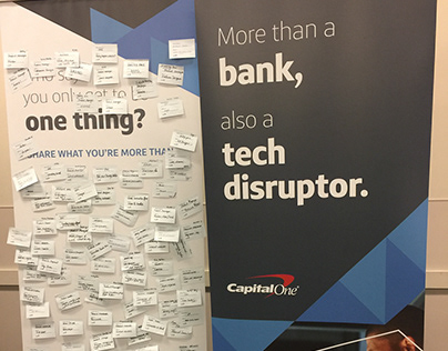Capital One Recruiting - More Than Campaign