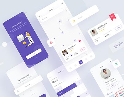UX UI Designers Social Platform