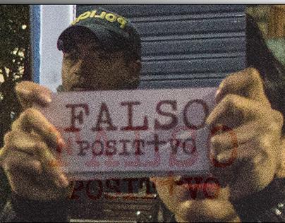 Falso Posit+vo (Performance I.D) 21-22 noviembre. 2019