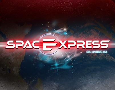 SpacExpress - Cinecittà World Ride