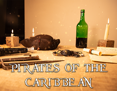 PIRATES OF THE CARIBBEAN - GENERIC DESIGN