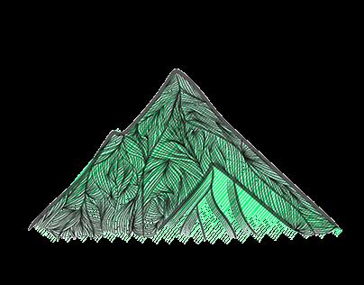 Chalk Mountains