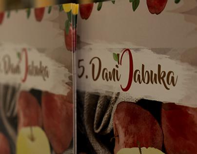 Dani jabuka 2017. visual identity