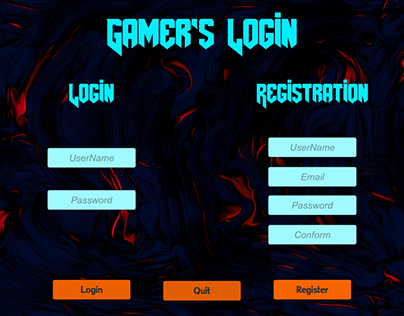 Registration and Login (Unity 3D)