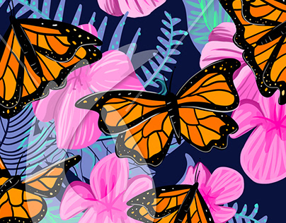 Animal and Nature Inspired Patterns and Designs