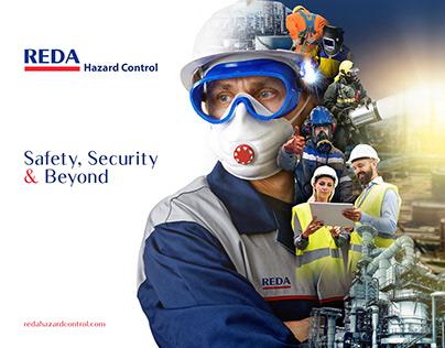 REDA - SAFETY, SECURITY & BEYOND - POSTER DESIGN