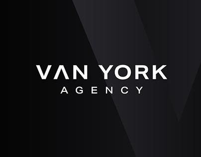 Van York Agency Brand