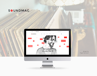 SOUNDMAG - CONCEPT BLOG MUSIC