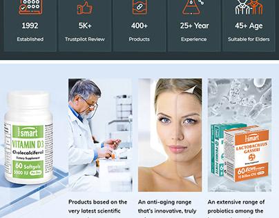 Amazon EBC / A+ Content / Amazon Enhanced Brand Content