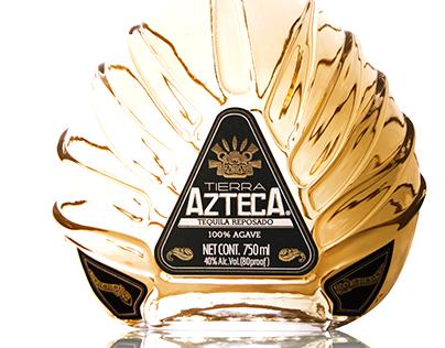 Tequila Tierra Azteca. Identidad de producto